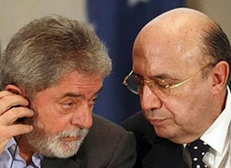 The Lula-Meirelles close relationship (from http://muitopelocontrario.wordpress.com, 2009)