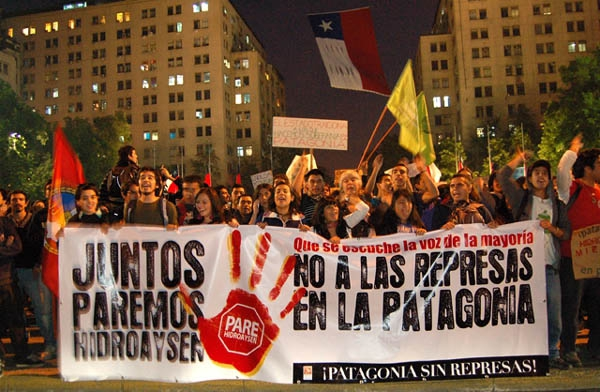 Source: patagoniasinrepresas.cl