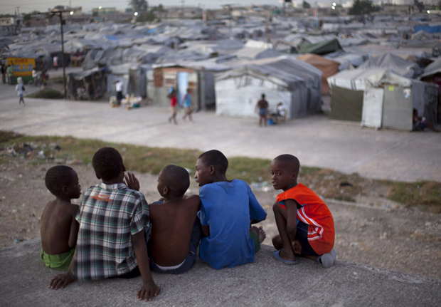 Three years after the 2010 earthquake, Haiti continues its struggle to rebuild. An expanding cholera outbreak and food shortages following Hurricane Sandy in October 2012 have hampered earlier relief efforts.[1]  All the while, Haiti has become one of the most extreme cases of a state relying on foreign aid, receiving...