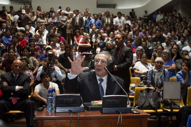 Justice has suffered a heavy blow in the hemisphere as Guatemala restores its mantle as the home of some of the hemisphere's worst human rights violators. The international human rights community stands in awe and deep disappointment at this setback. On May 20, 2013 Guatemala's five-member Constitutional Court voted three...