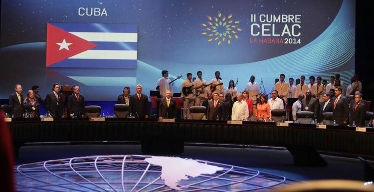 Photo Source: Official Website of the II Community of Latin American and Caribbean States Summit.