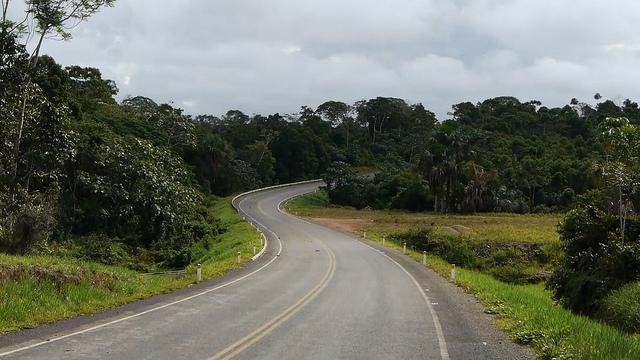 """La Carretera de la Selva / The Jungle Highway"" (Connectas Americas)"