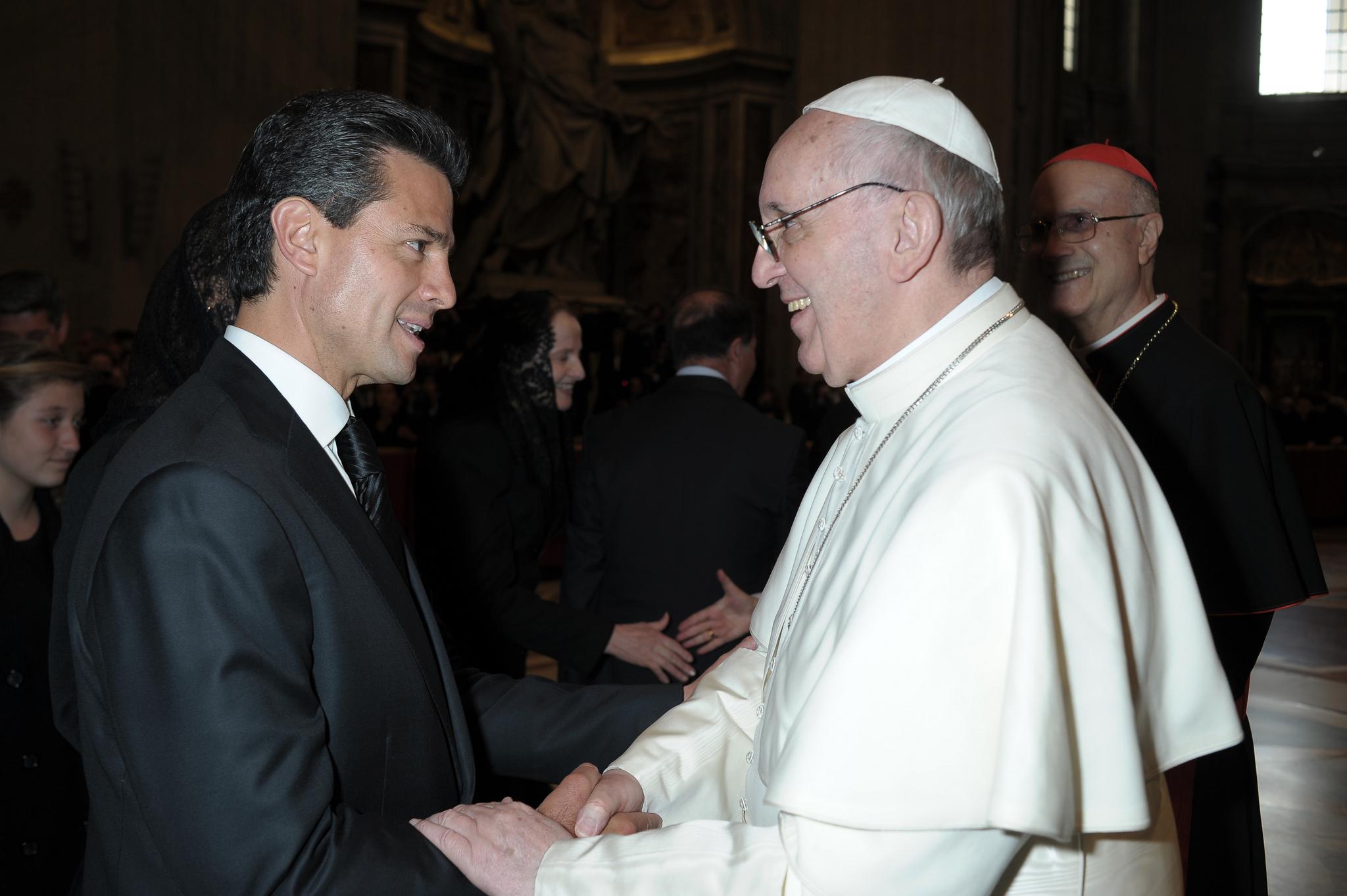 Papa_Francisco_y_Enrique_Peña_Nieto
