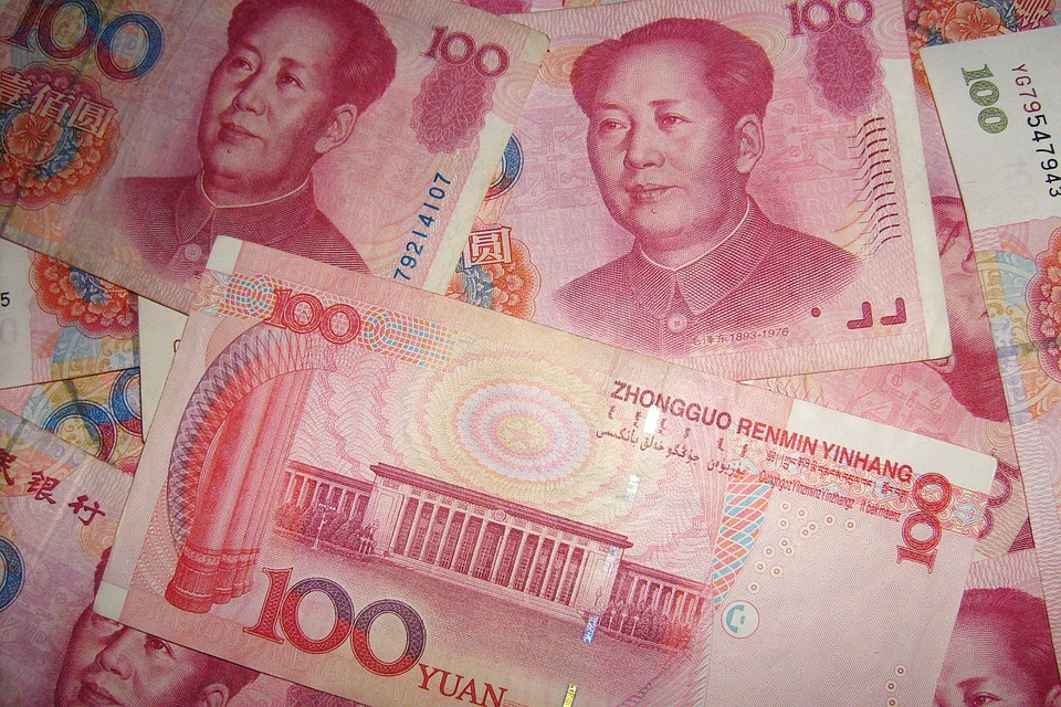 Featured Photo Chinese Currency