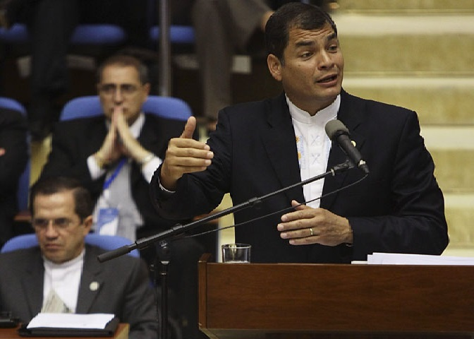 Ecuador's Accomplishments under the 10 Years of Rafael Correa's Citizen's Revolution