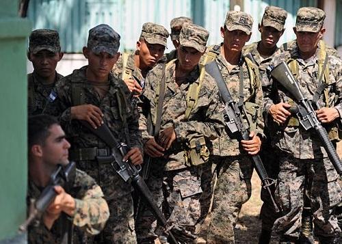 Honduras' Post-Coup Militarization