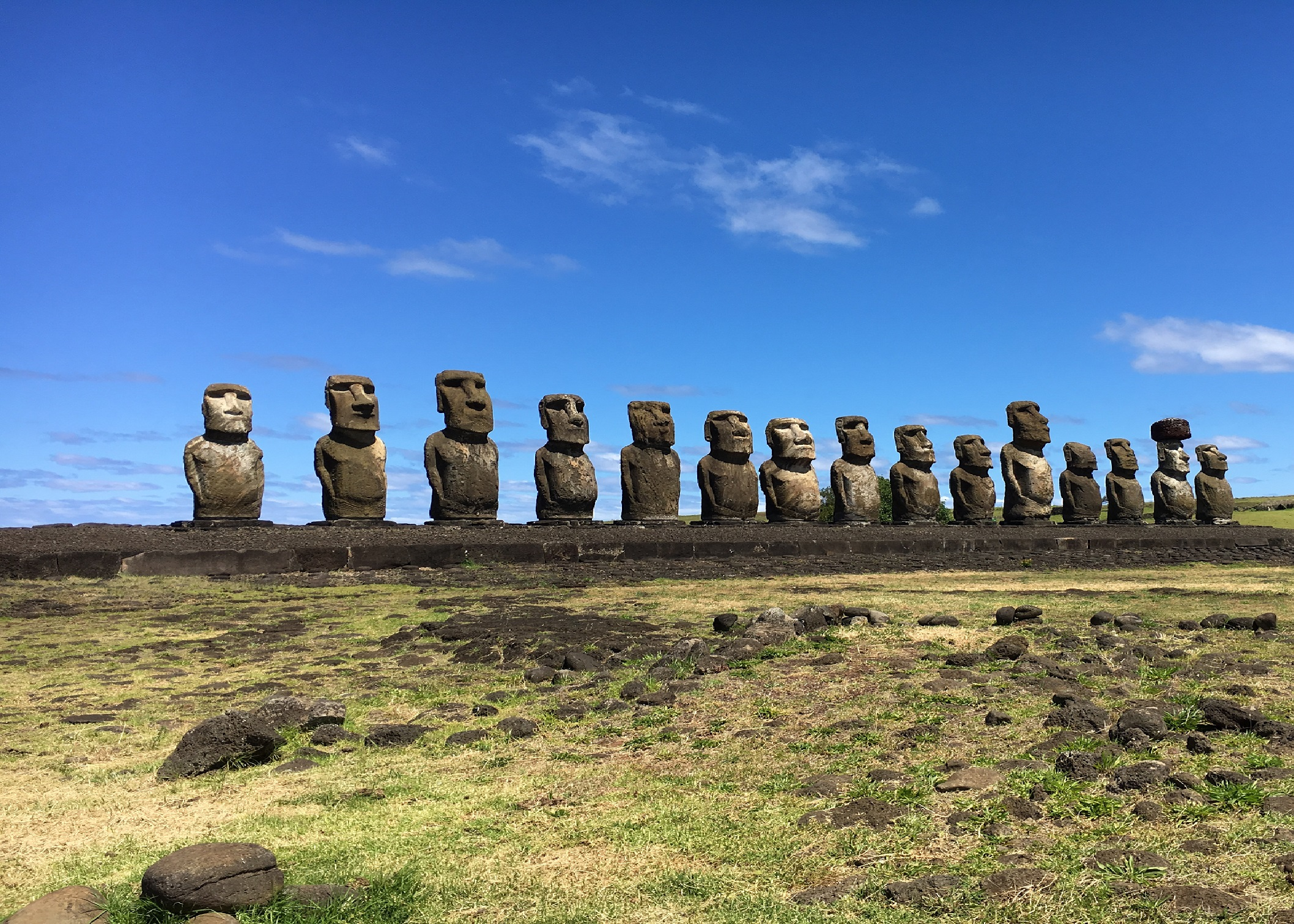 Limiting Migration to Rapa Nui