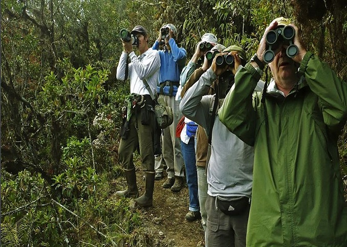 Peru's Protected Area System: A Key Component of Ecotourism