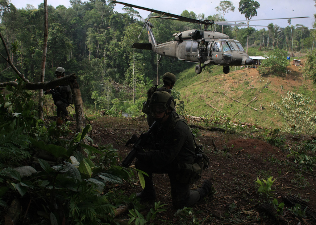 U.S-Colombian Relations Continue to Sour