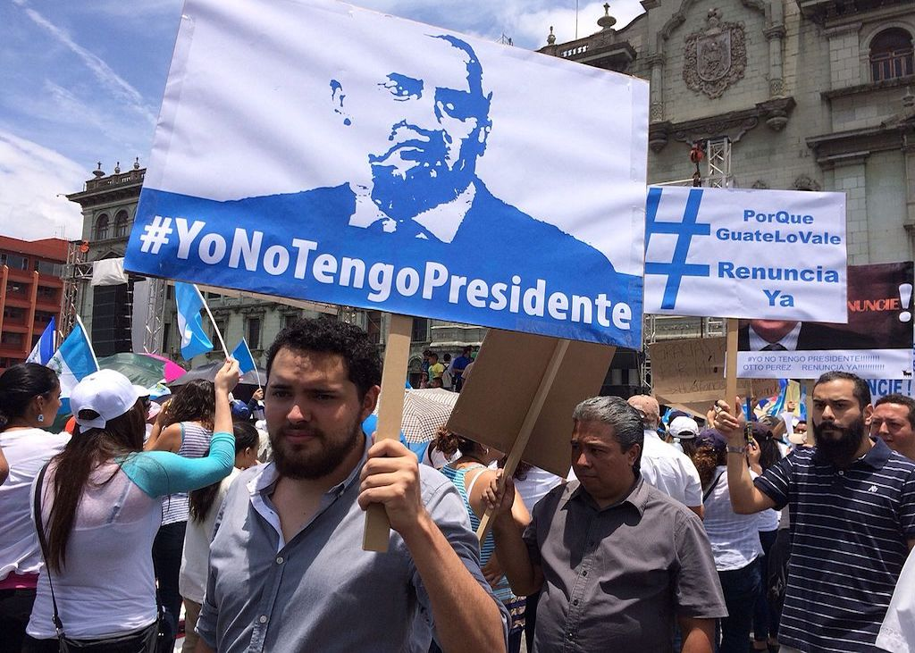 Guatemalan Political Corruption: Impunity Starched out by Reform