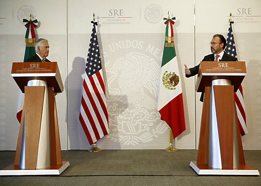 One Step Forward, Two Steps Back: The Future of 'Shared Responsibility' in U.S.-Mexico Security Cooperation