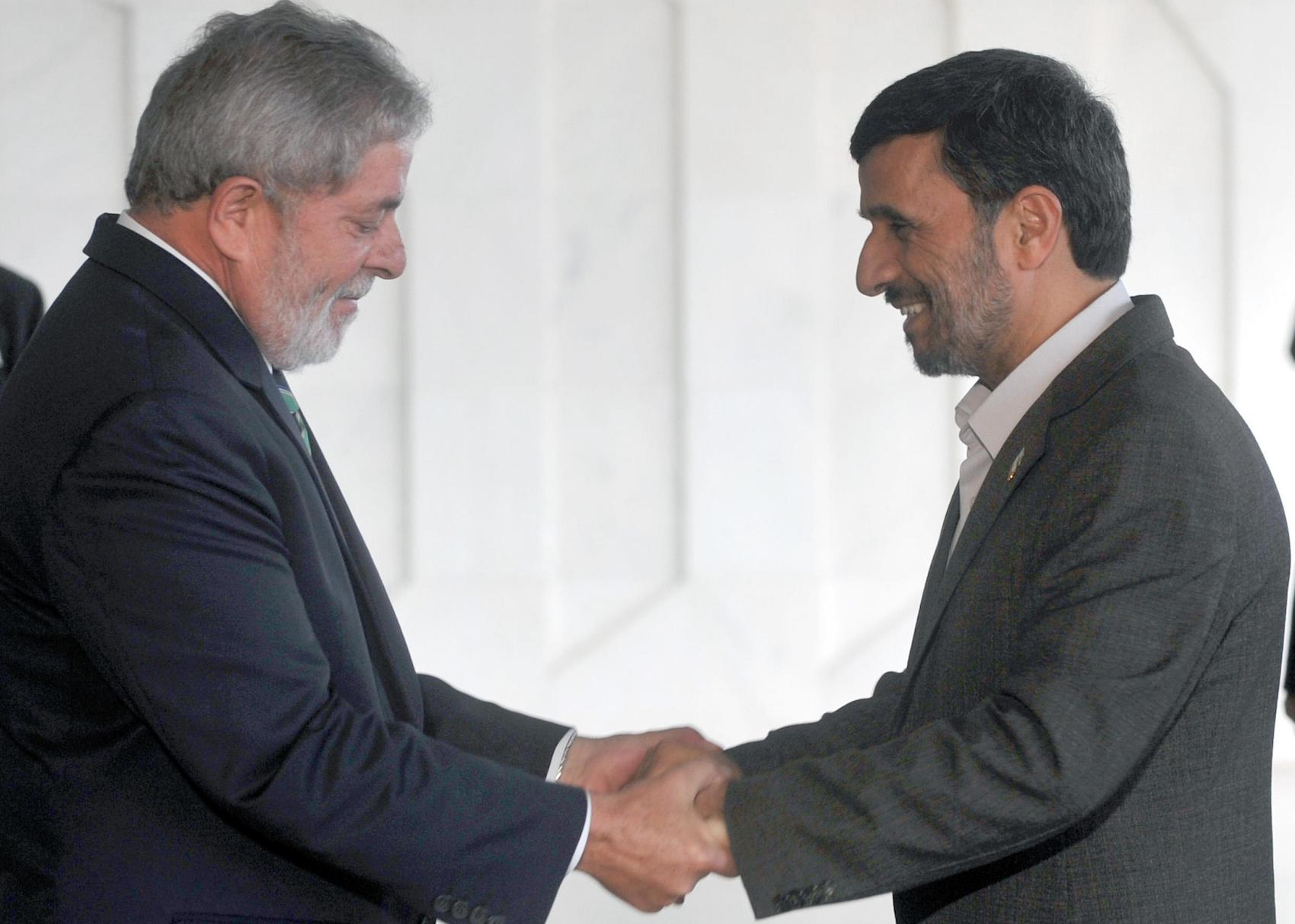 Brazil Iran Relations In The Post Cold War Coha