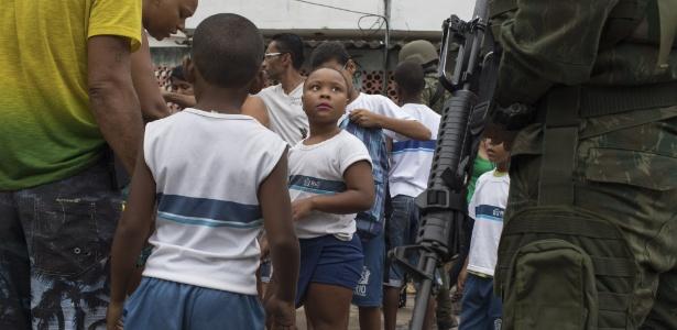 Military Intervention in Rio