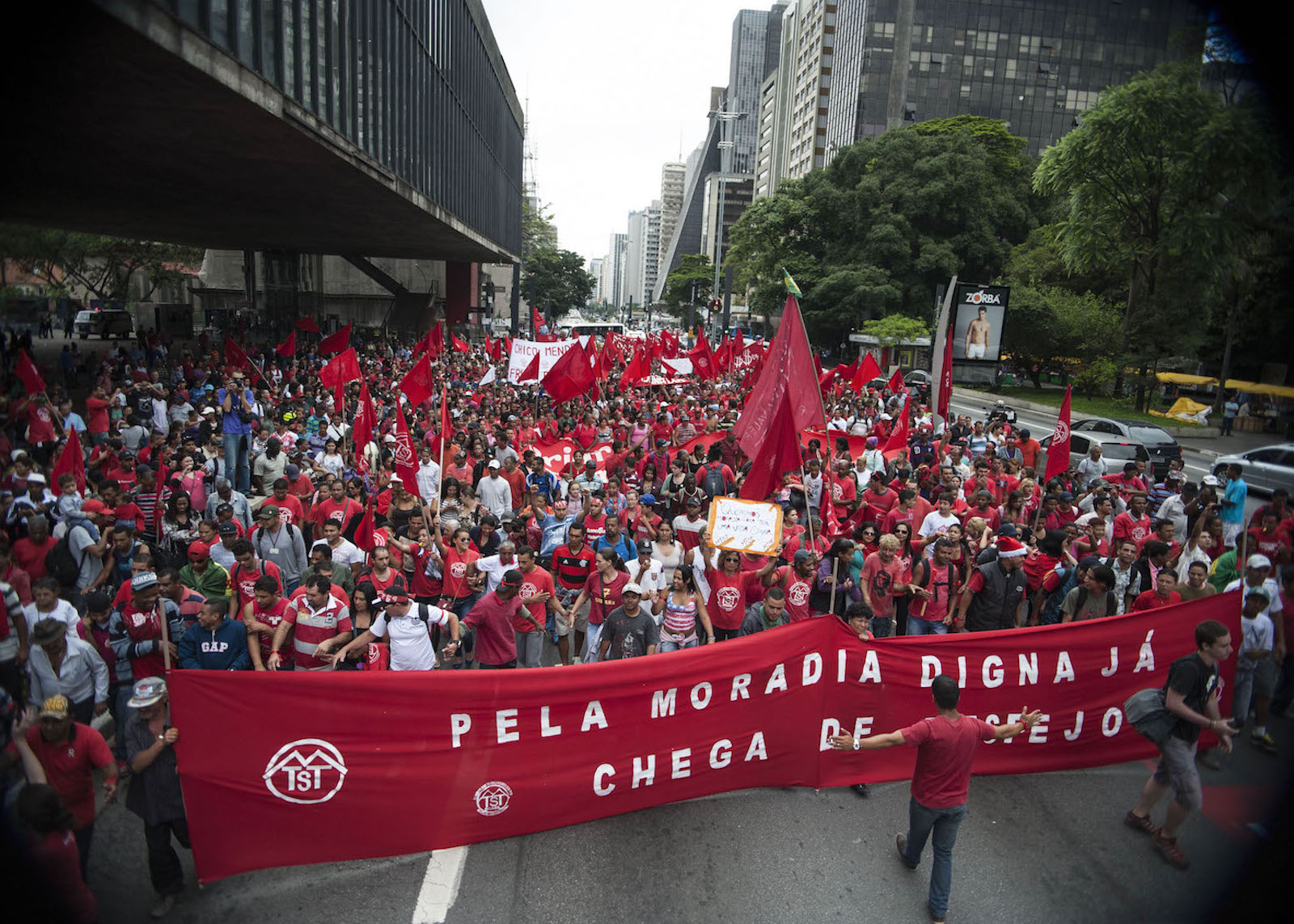 A Future for Social Movements in Brazil