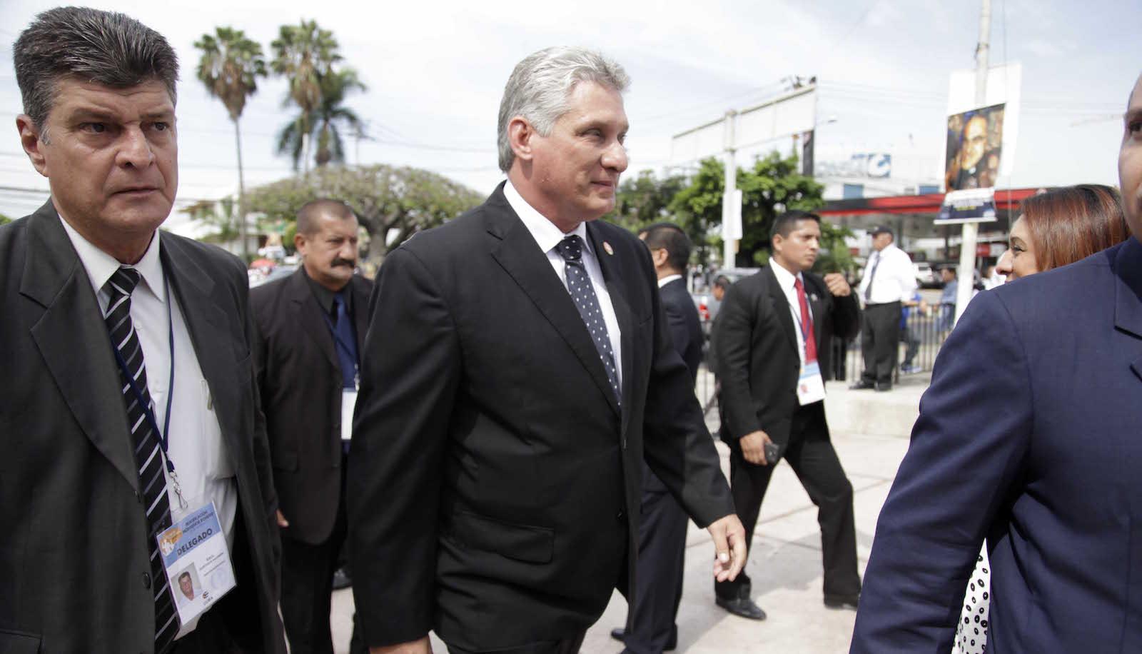 Five Keys to Presidential Change in Cuba