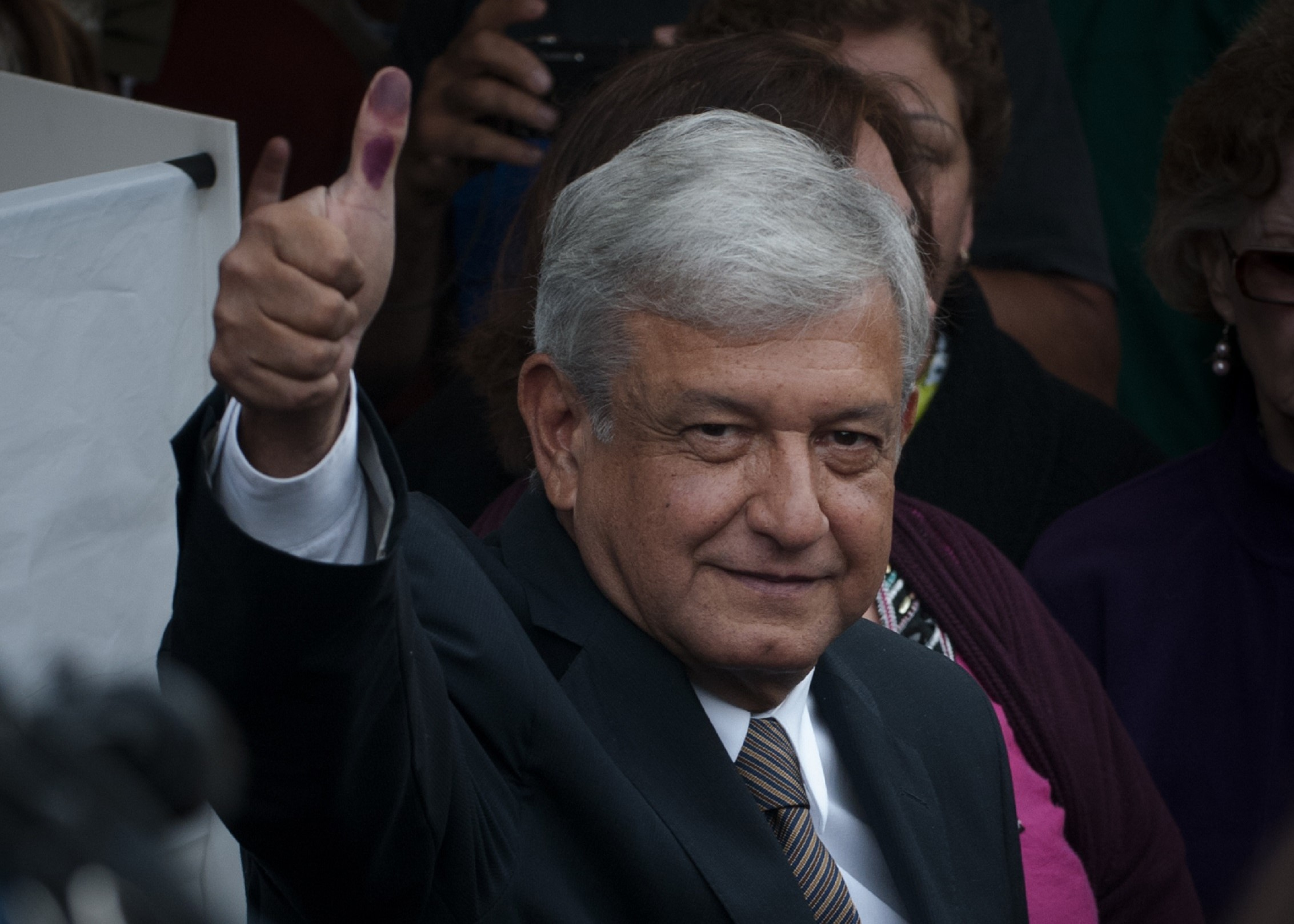 AMLO, Mexico's Knight in Shining Armor?