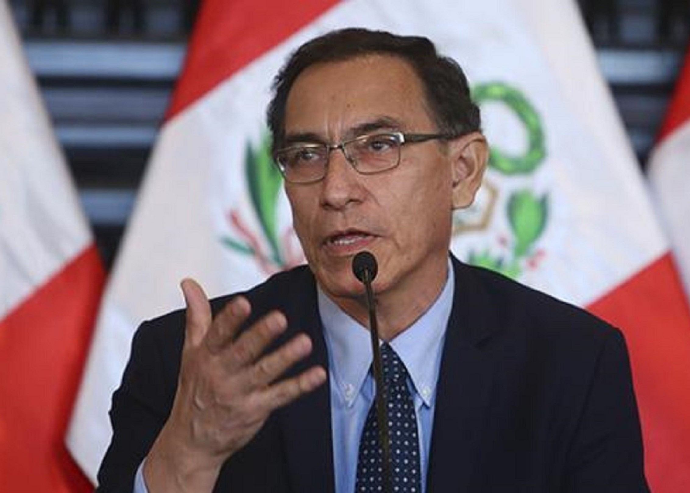 Where does Perú go from here: The Fujimori Blessing to Martín Vizcarra's Presidency