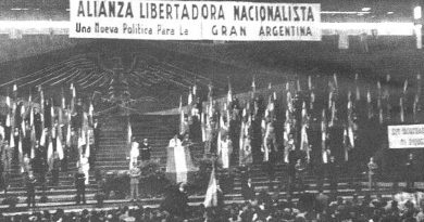 Argentina's Nationalist Liberation Alliance.