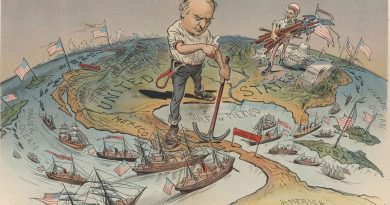 The Monroe Doctrine.