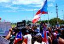 Movilización popular en Puerto Rico: más allá de un chat…