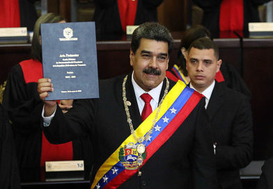 "The ""Super-Mustache"" of Nicolás Maduro: The Scapegoat of Neoliberal Elites"