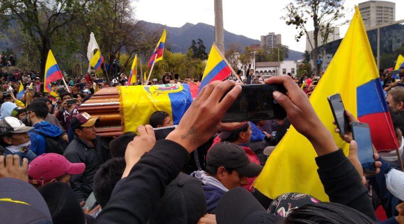 Ecuador: Lenin Moreno's government sacrifices the poor to satisfy the IMF