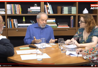 """Lula extols """"true heroes"""" of the country: """"We need to retell the history of Brazil"""""""
