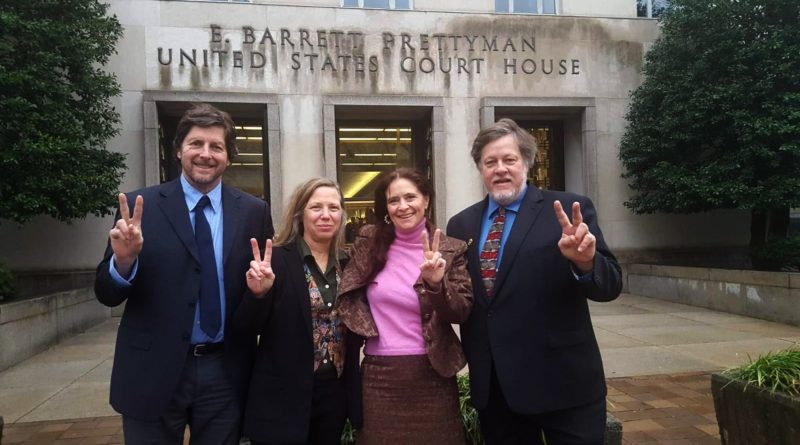 Mistrial: Trump's government fails to convict the 4 protectors of Venezuelan Embassy