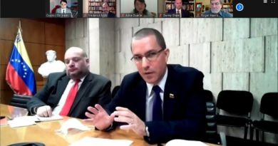 """We are on the right side of history"": COHA Exclusive Interview with Venezuelan Foreign Minister Jorge Arreaza"